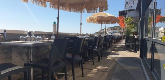 Restaurant du port de Cassis