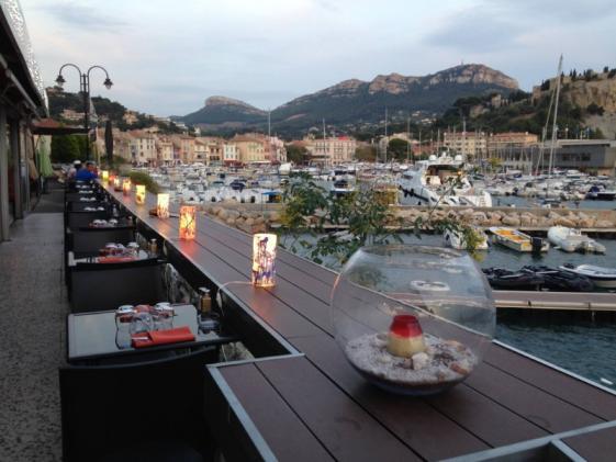 Restaurant Le Bistrot, Marseille
